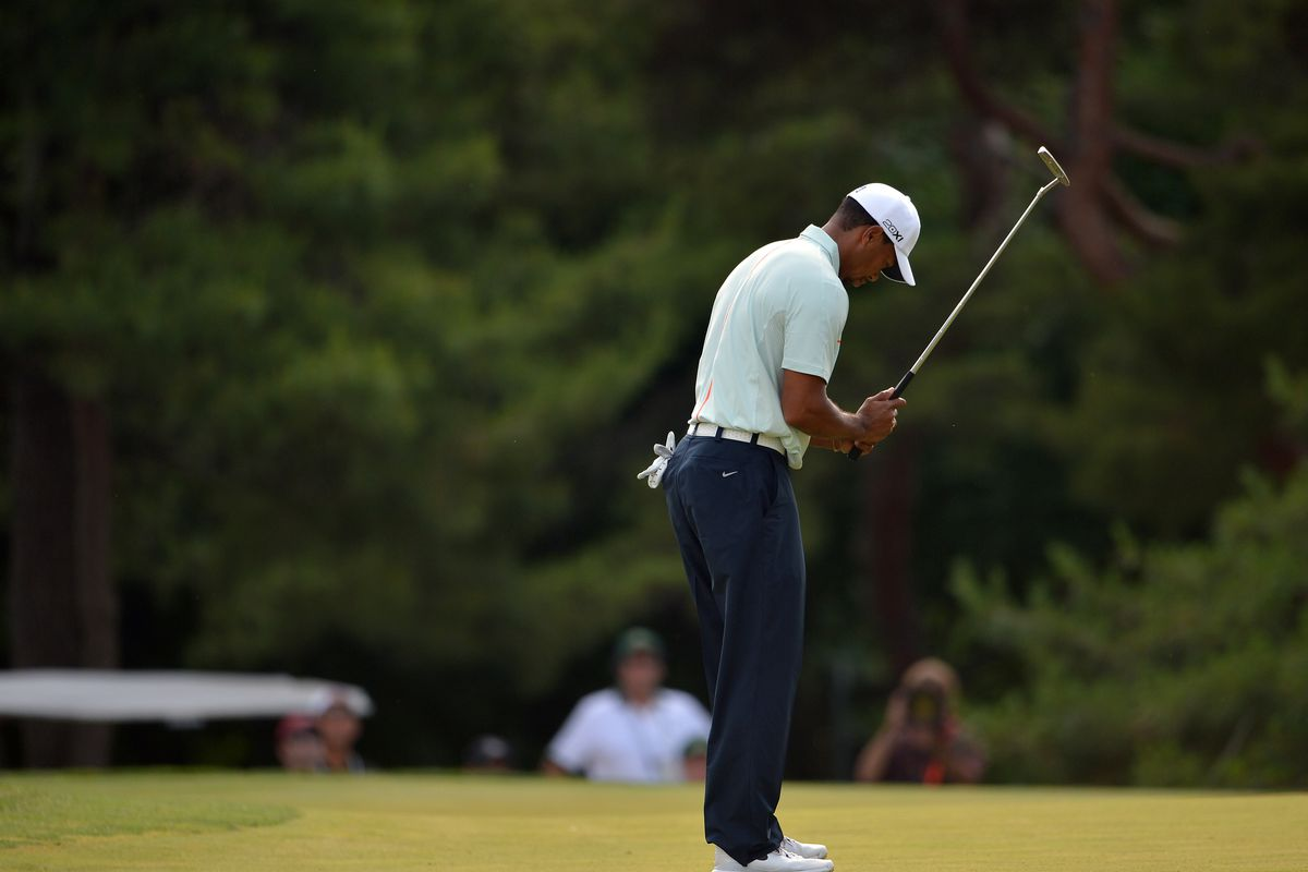tiger woods u2019 worst score ever at a major is no  14 of 2013