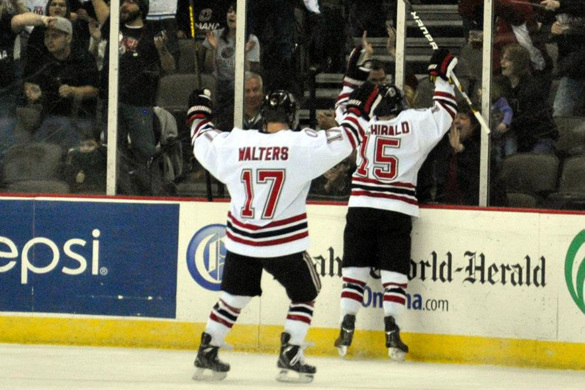 Nebraska Omaha's Ryan Walters is our pick for WCHA Player of the Year.