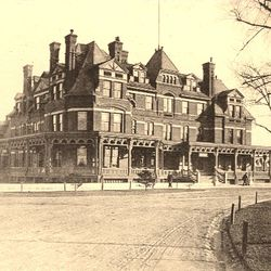 The Hotel Florence in Pullman. | Sun-Times Archives.