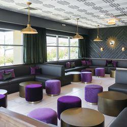Standard & Pour's lounge