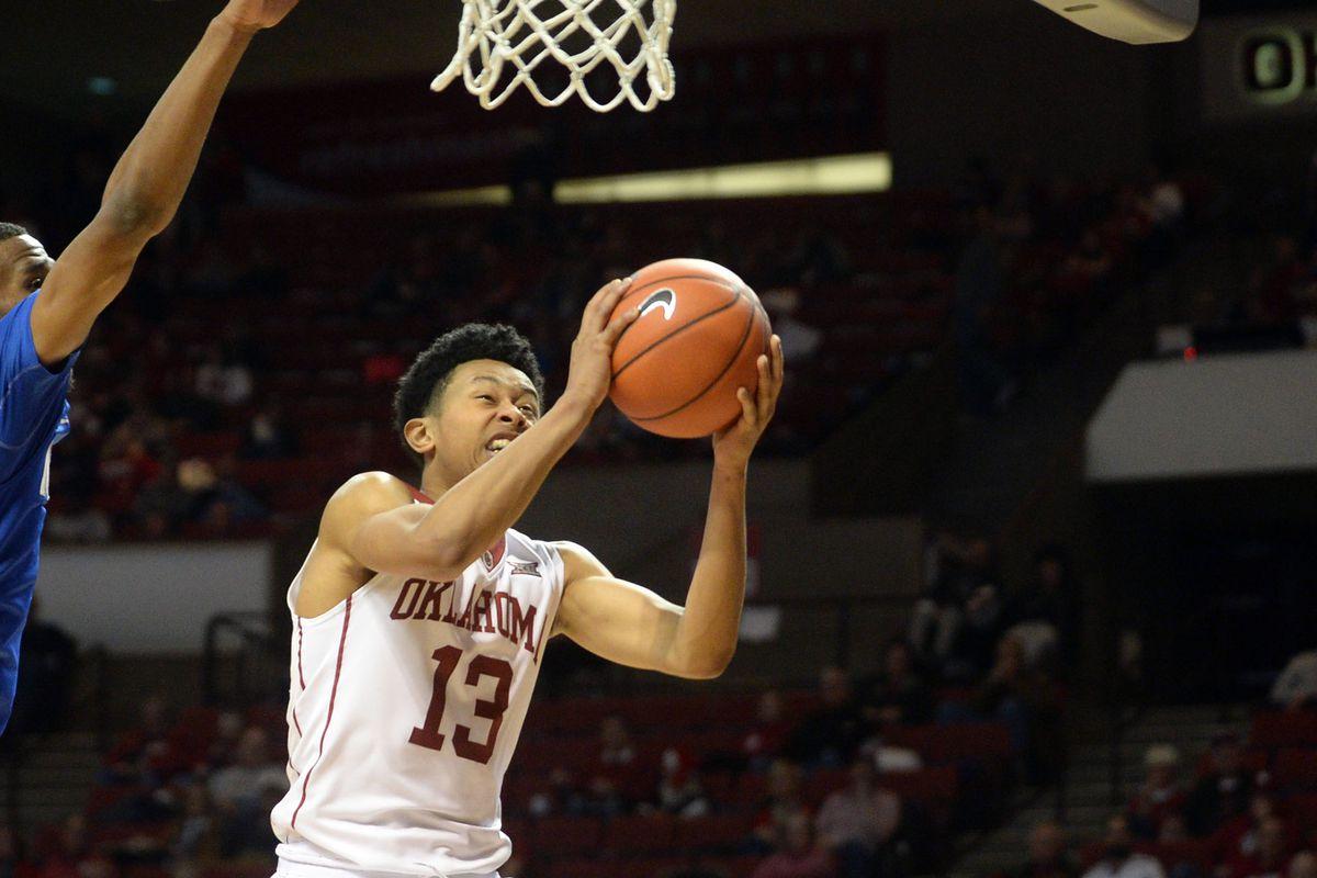 NCAA Basketball: Memphis at Oklahoma