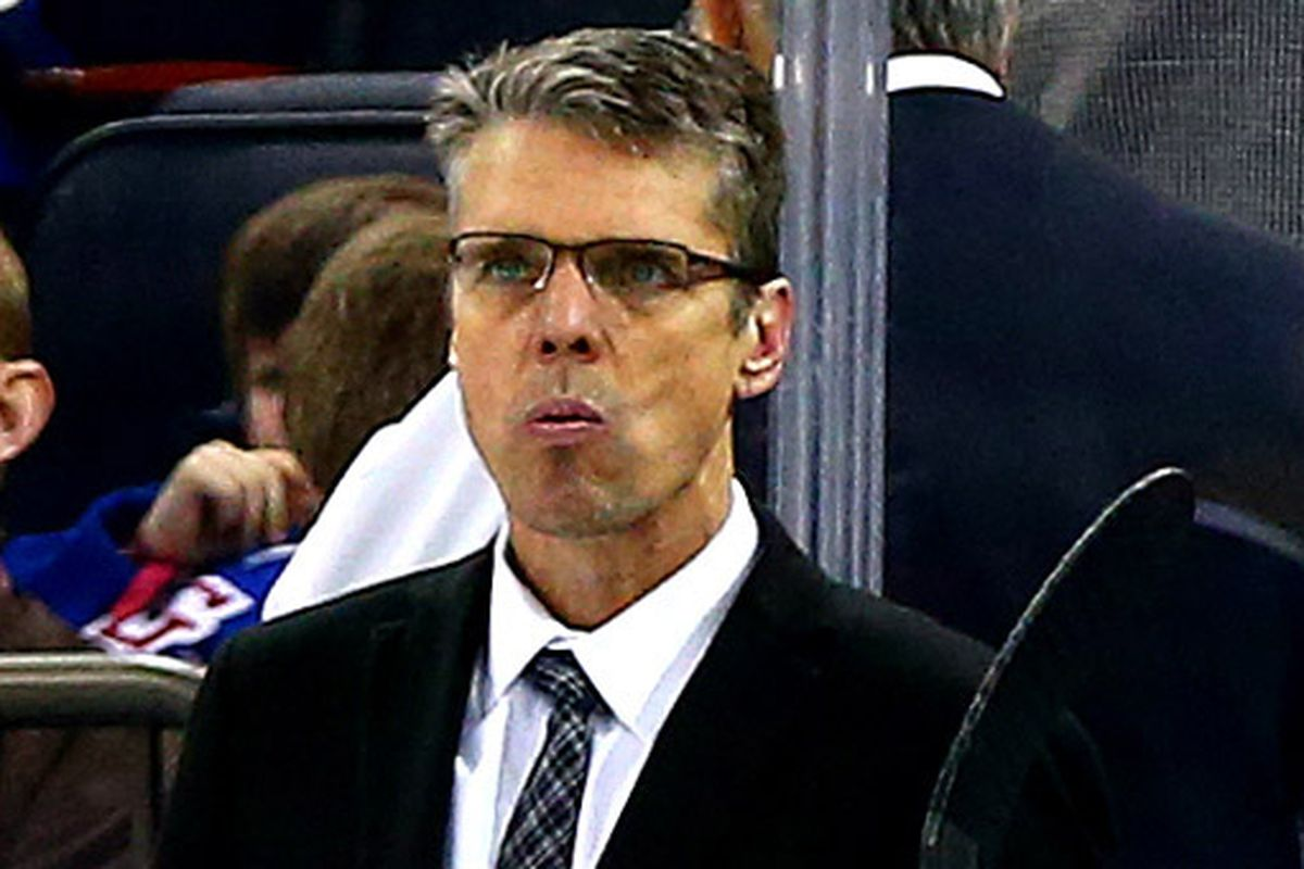Even Dave Cameron's getting in on this whole game face thing