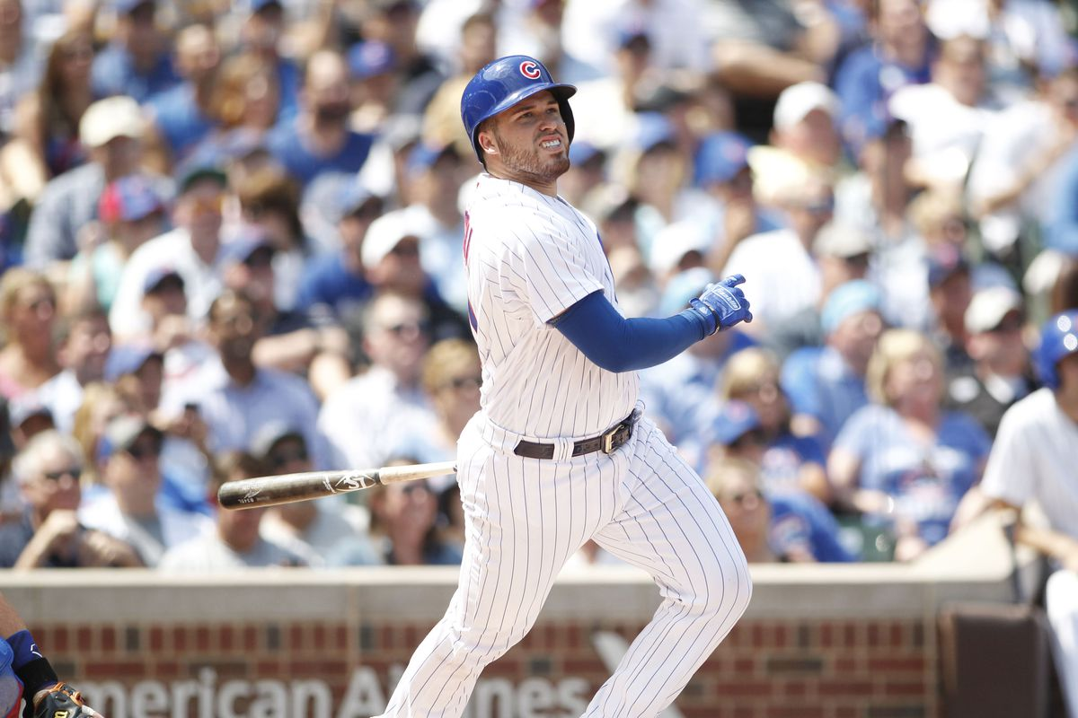 MLB: Toronto Blue Jays at Chicago Cubs