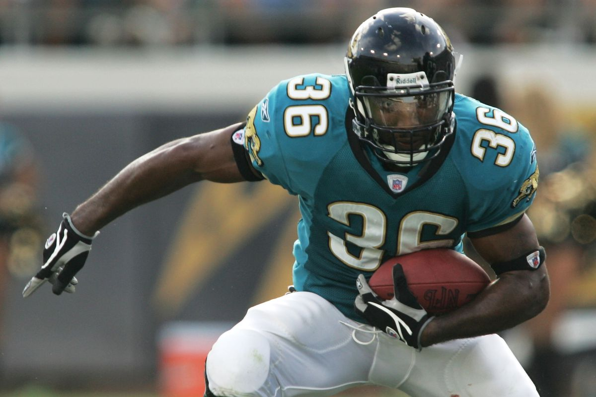 Derrick Wimbush 36 days until kickoff Derrick Wimbush along with every Jaguars