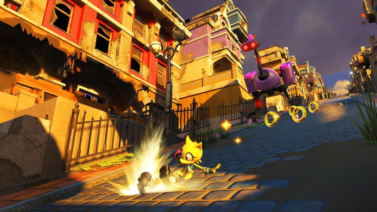 Sonic Mania And Sonic Forces Show Sega S Wildly Differing Views On
