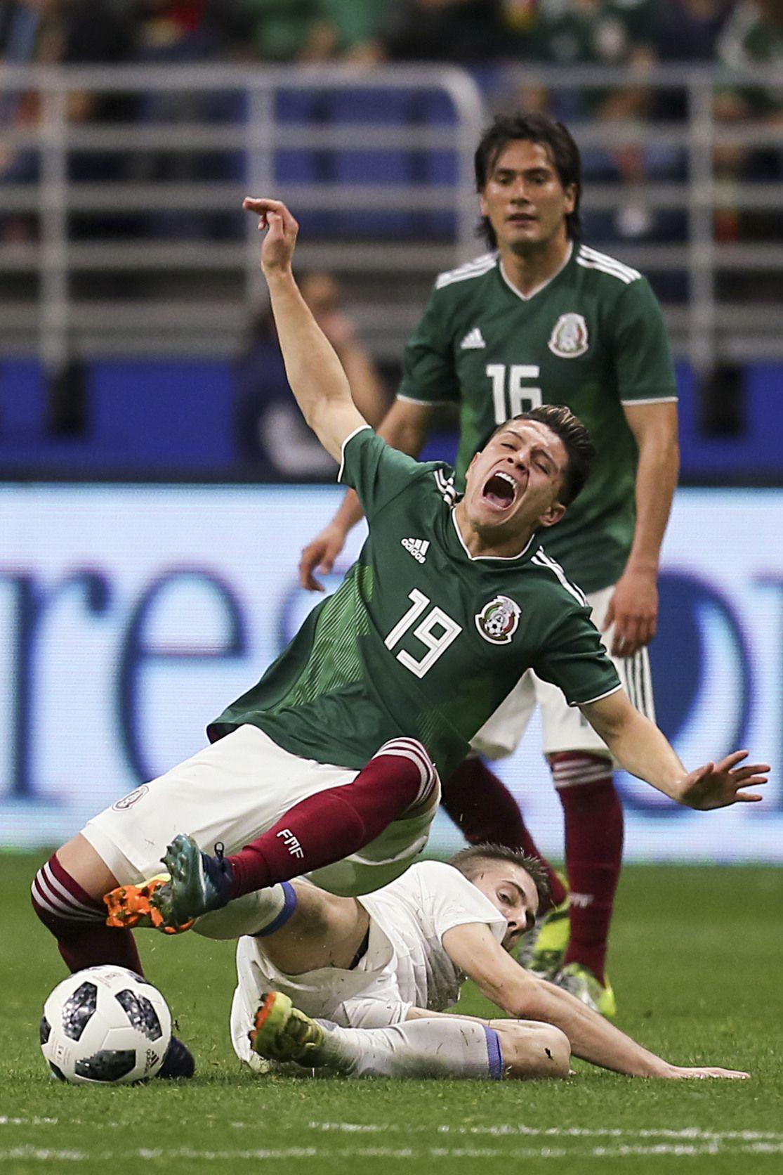 Mexico v Bosnia and Herzegovina - Friendly Match
