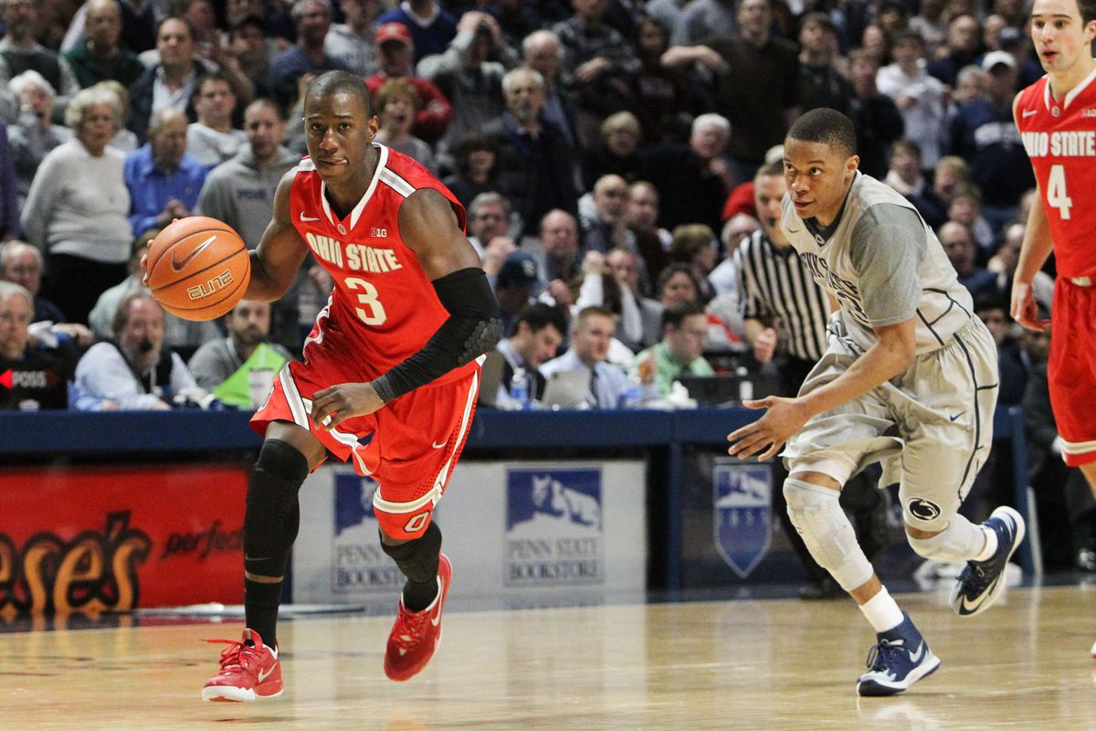 Shannon Scott will need to play B1G to make it through conference play.