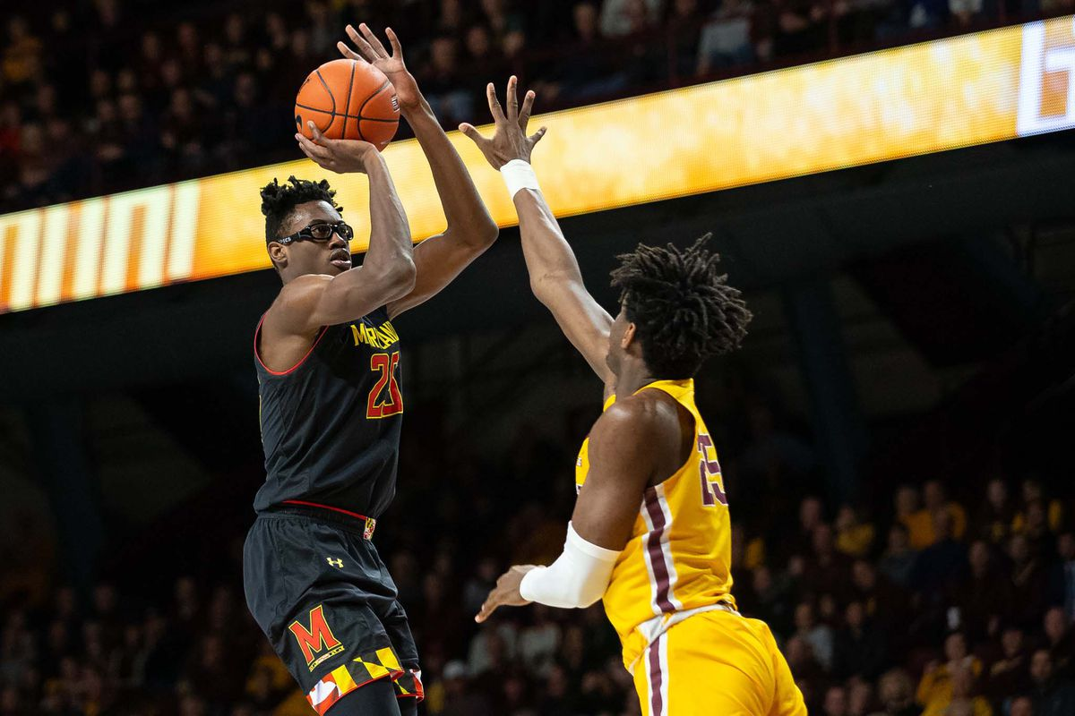 NCAA Basketball: Maryland at Minnesota
