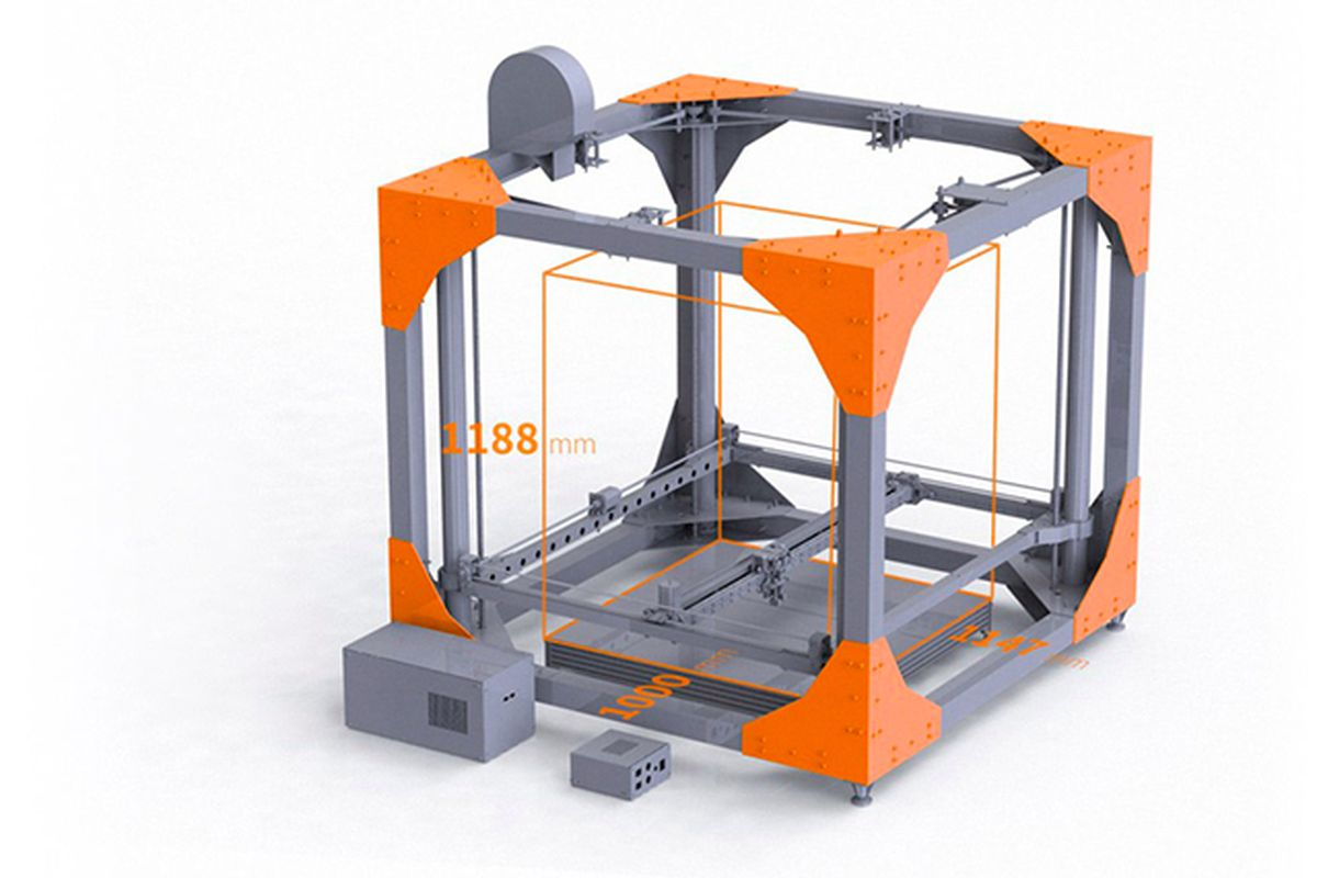 Print your furniture at home for just 39 000 the verge for Furniture 3d printing