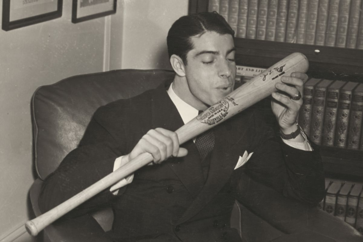 joe dimaggio s other unbreakable record pinstripe alley