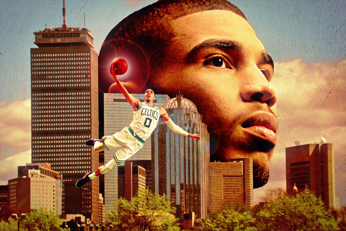 f946b52d3514 Celtics Rookie Jayson Tatum Is Hungry for More - The Ringer
