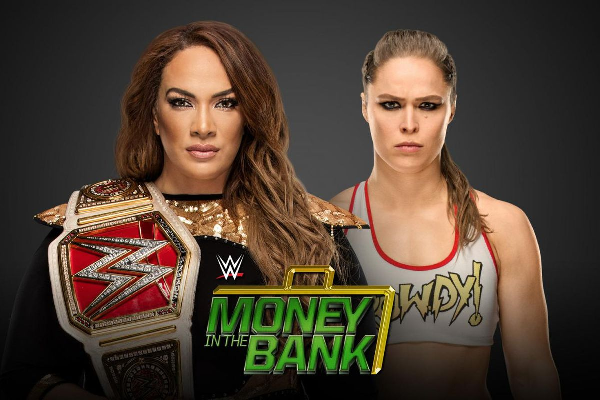 ARW Apostas - WWE Money in The Bank 2018