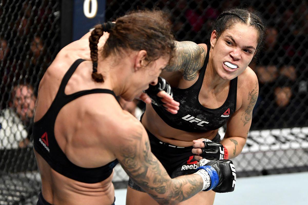 UFC 245: Nunes v de Randamie