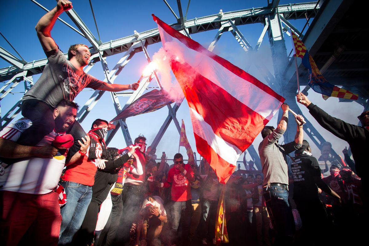 Soccer - MLS - NY Red Bulls vs. DC United