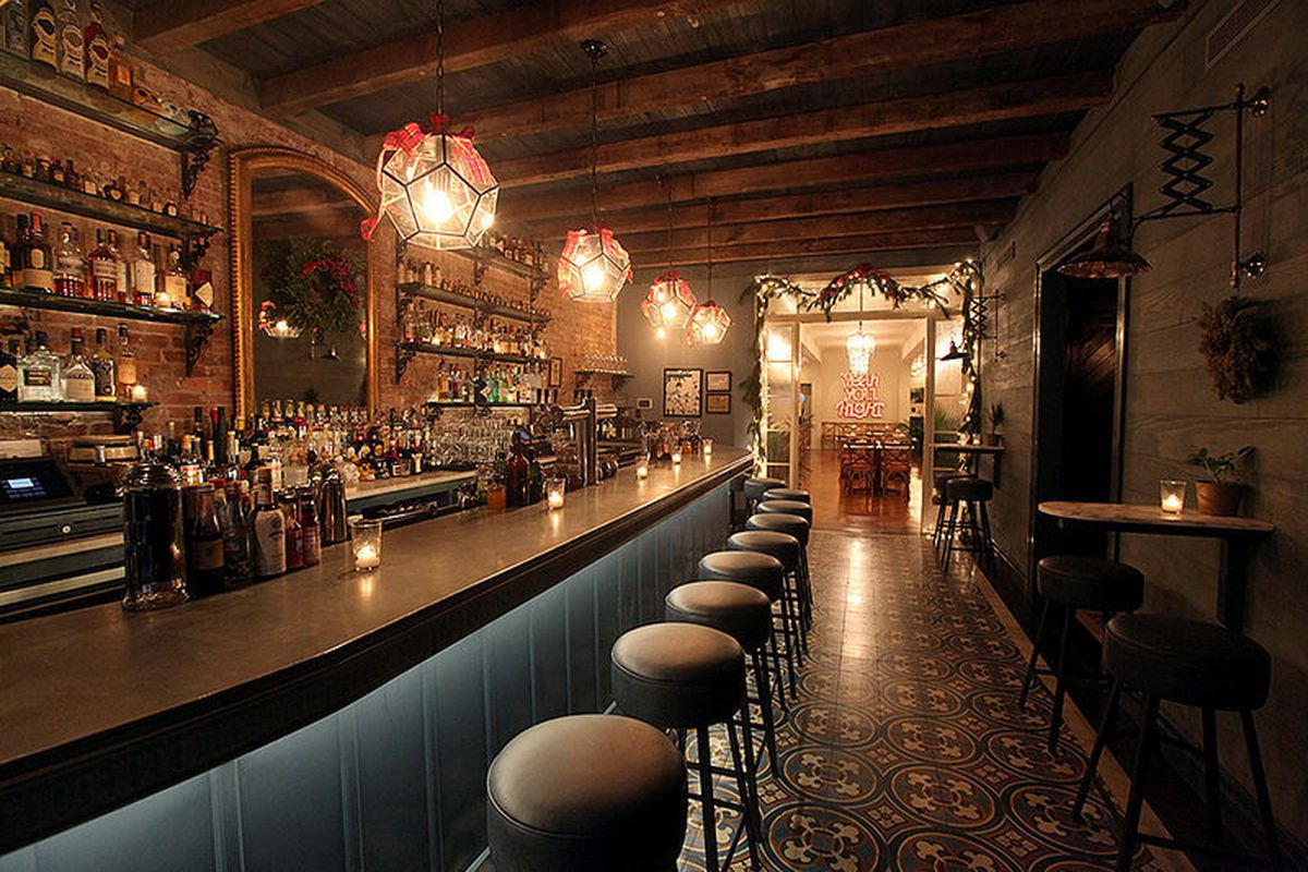 Bo 39 s a new orleans style bar and restaurant eater ny - Cuisine style bar ...