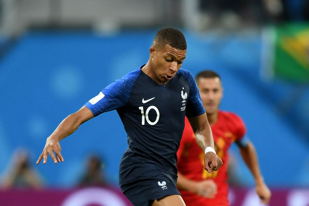 Image Result For France Vs Belgium World Cup Final Score And