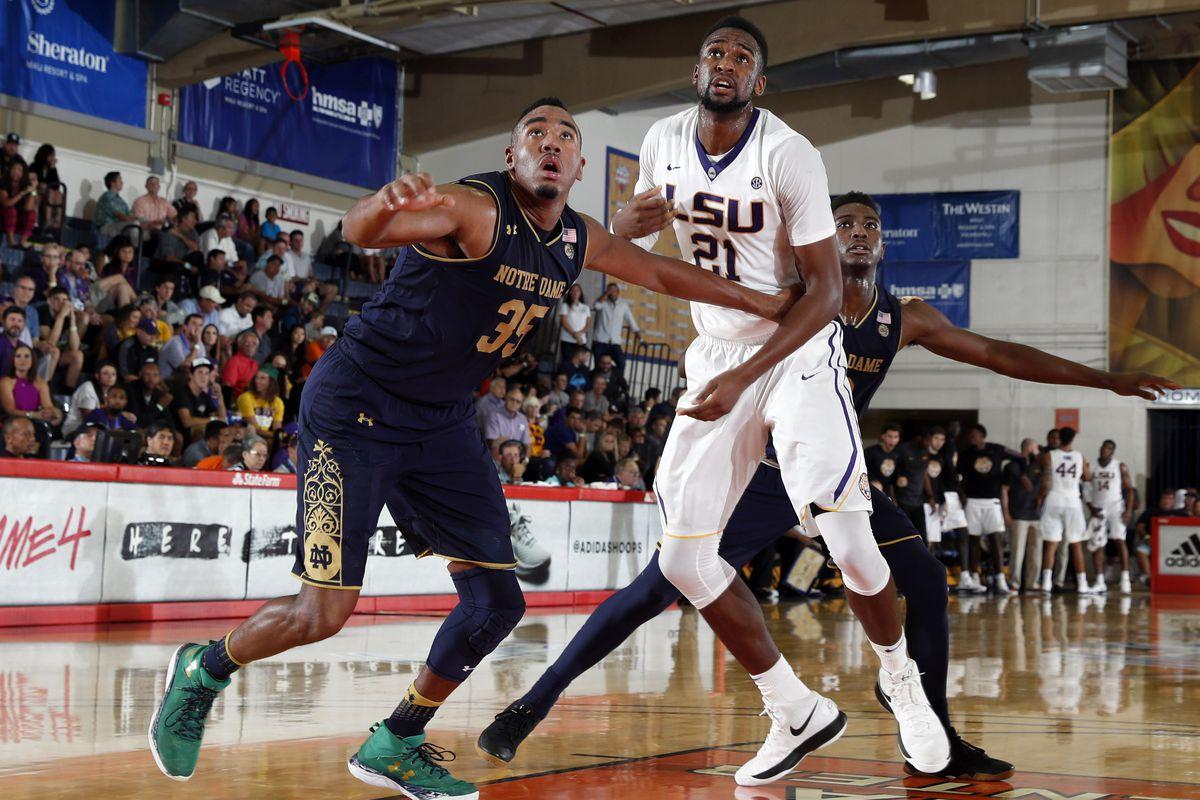 NCAA Basketball: Maui Invitational-Notre Dame at Louisiana State