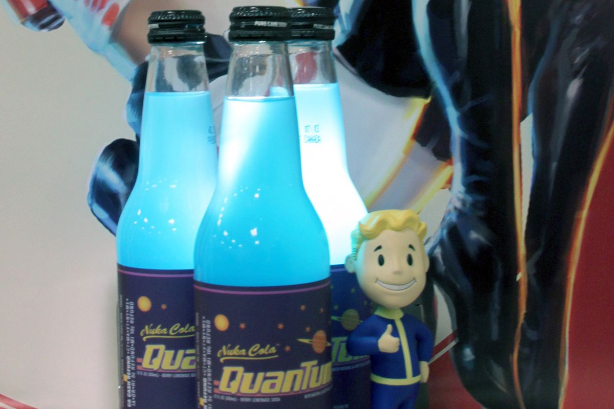 Nuka Cola Comes Back To Target This Week Polygon