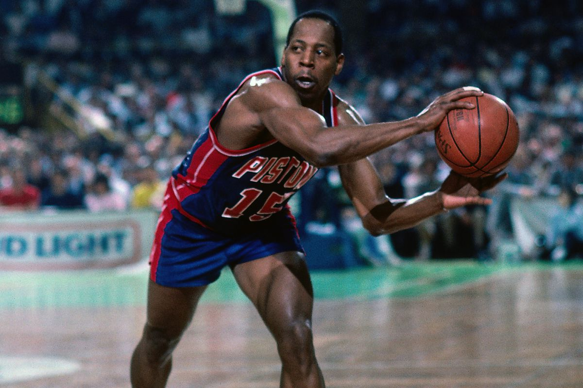 Happy Birthday Vinnie Johnson Detroit Bad Boys