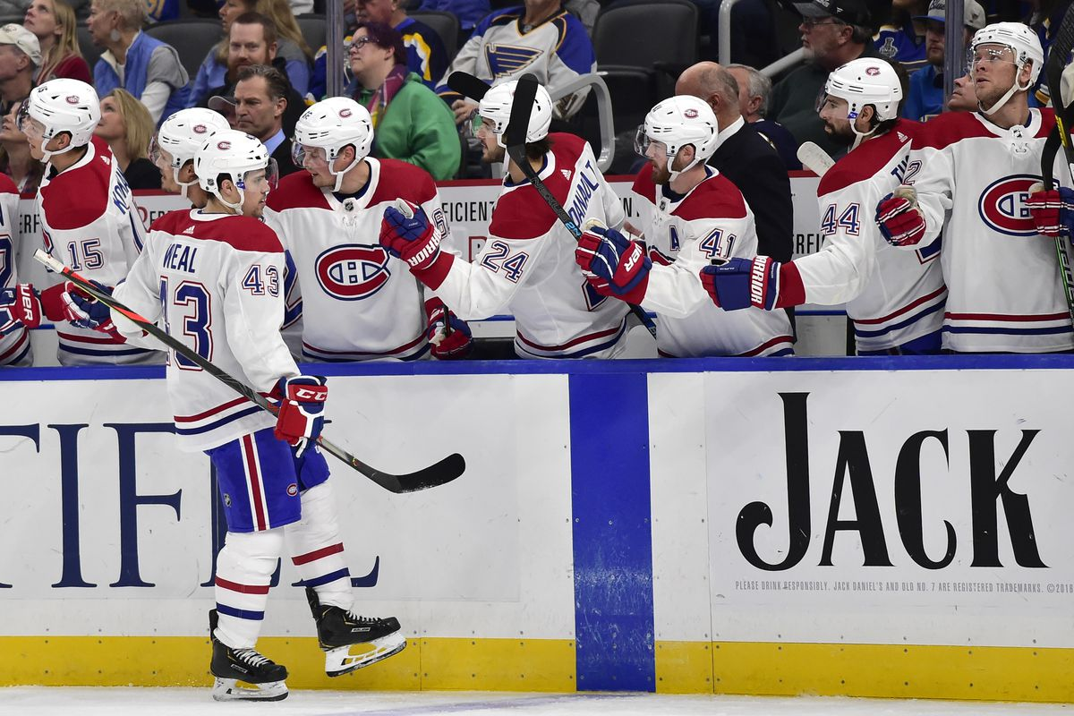 The Canadiens just may have fixed their power play