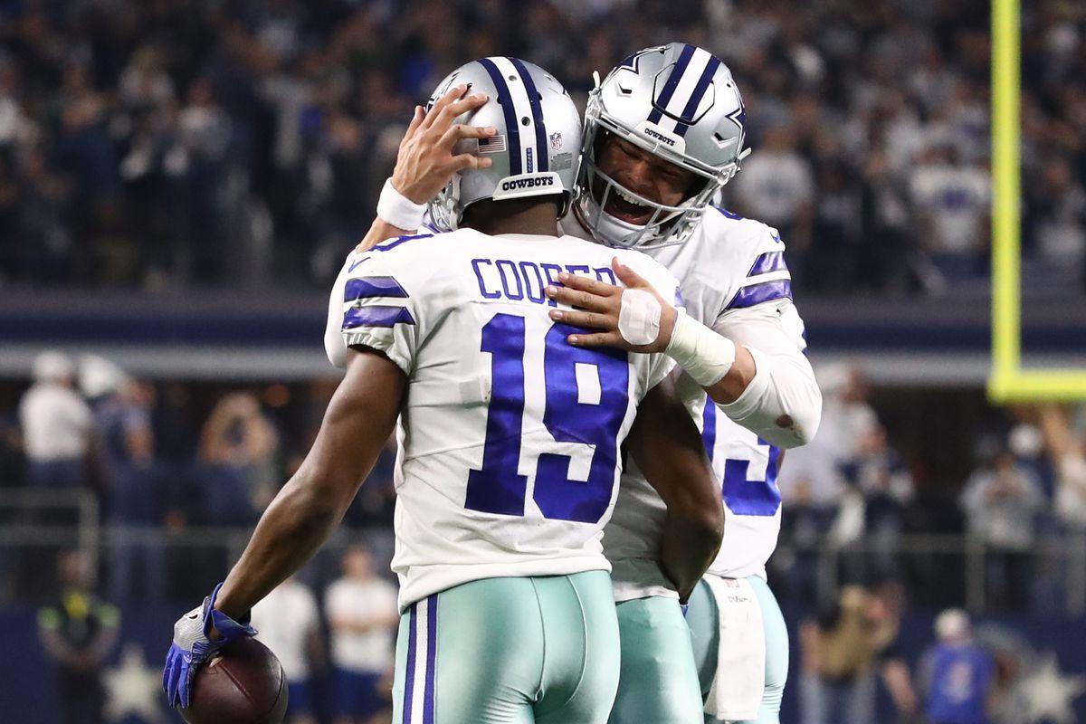 Report: Cowboys met with Dak Prescott and Amari Cooper again ...