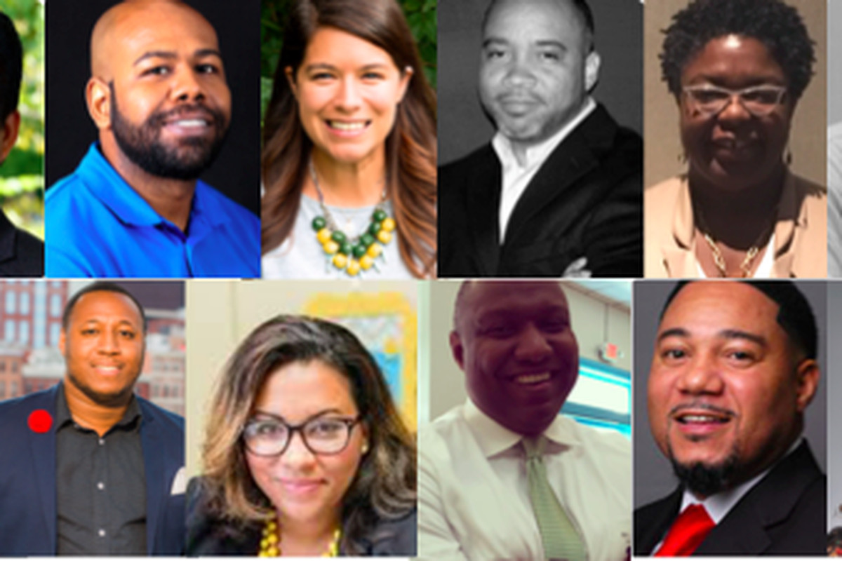 2017-18 Mosaic Fellows (Photos courtesy of Tennessee Educational Equity Coalition)