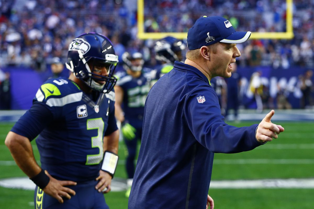 Darrell Bevell has helped develop Russell WIlson into the most successful quarterback of the touted 2012 draft class.