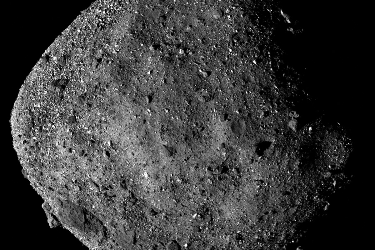 NASA's latest asteroid target had a wet and wild history ...