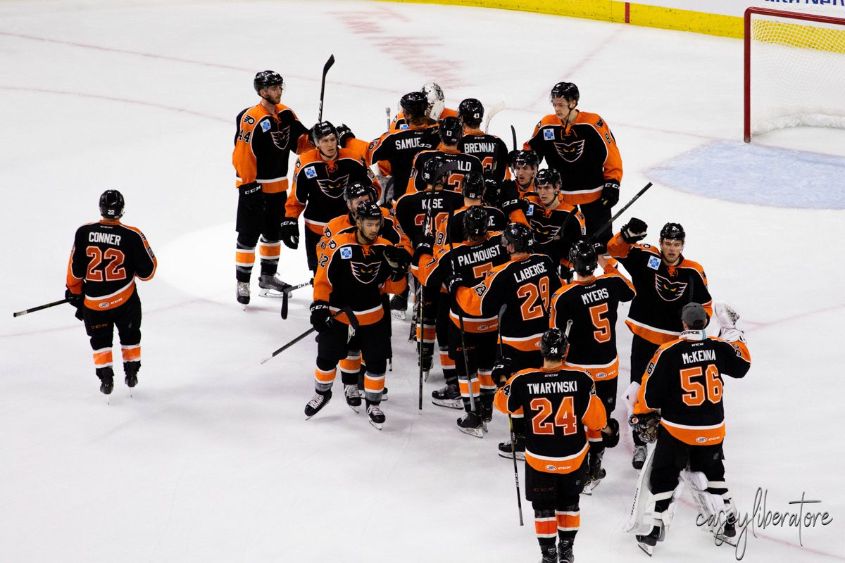 The Phantoms 2018-19 season: A retrospective