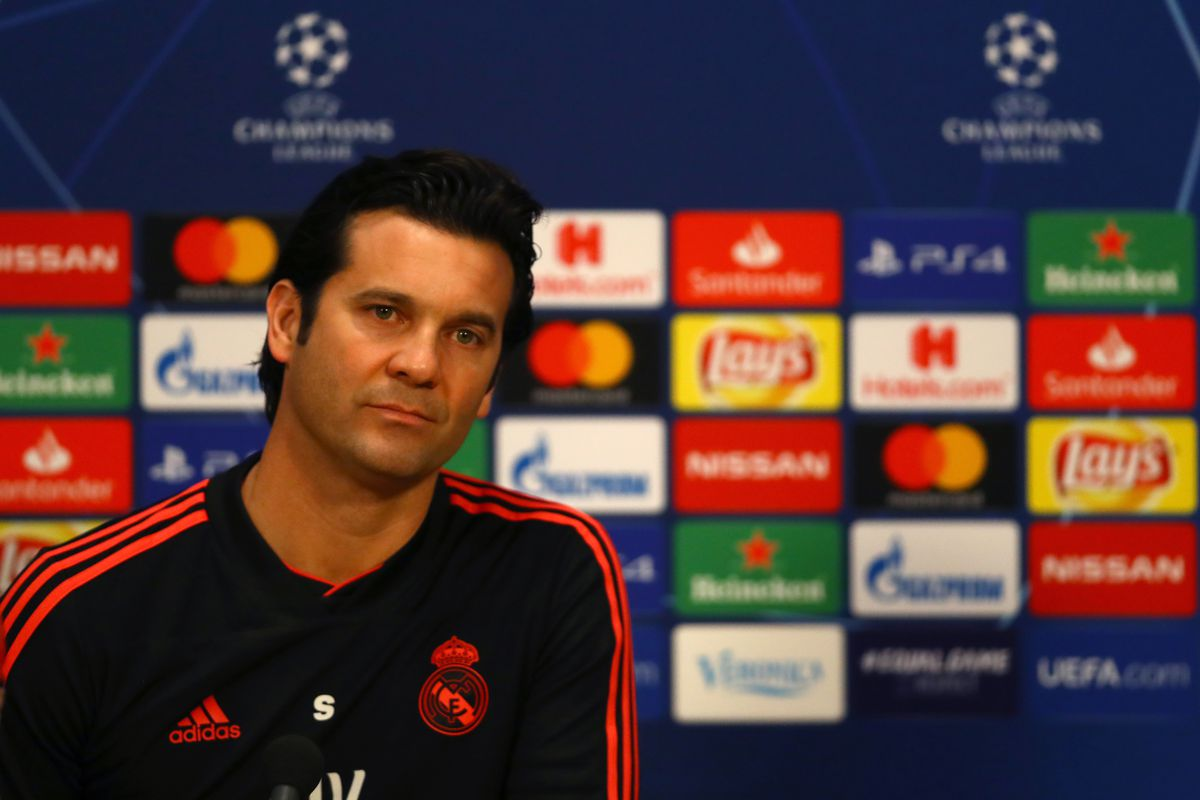 Real Madrid Training Session and Press Conference
