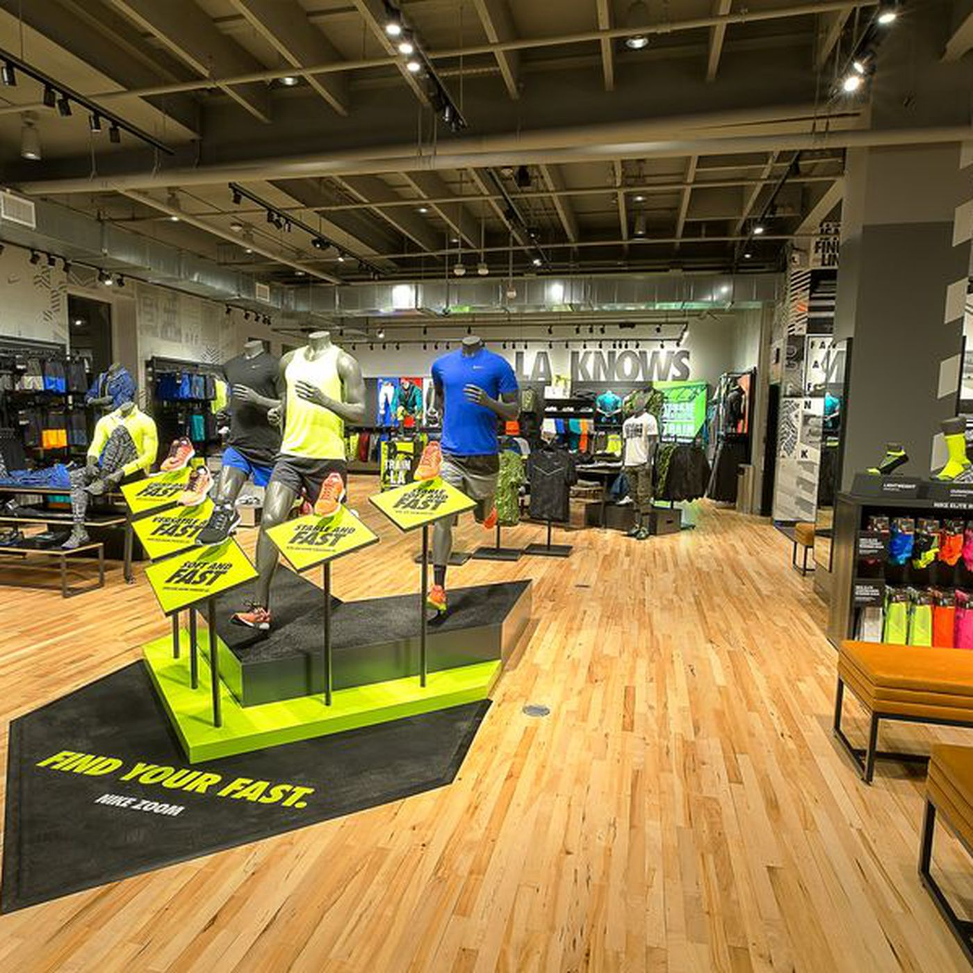 La S Best Running Stores For Stylish Sneakers Gear And More Racked La