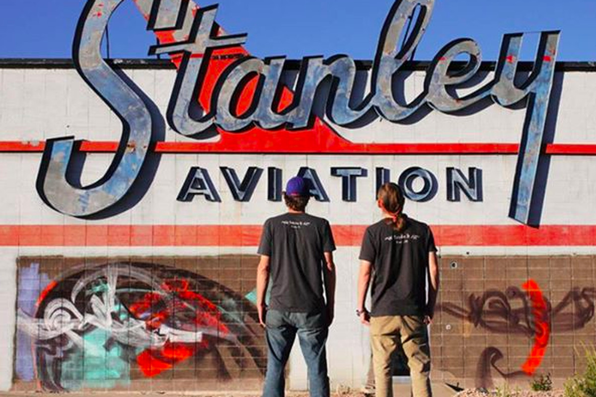 The new location in the Stanley Marketplace will open in early 2016.