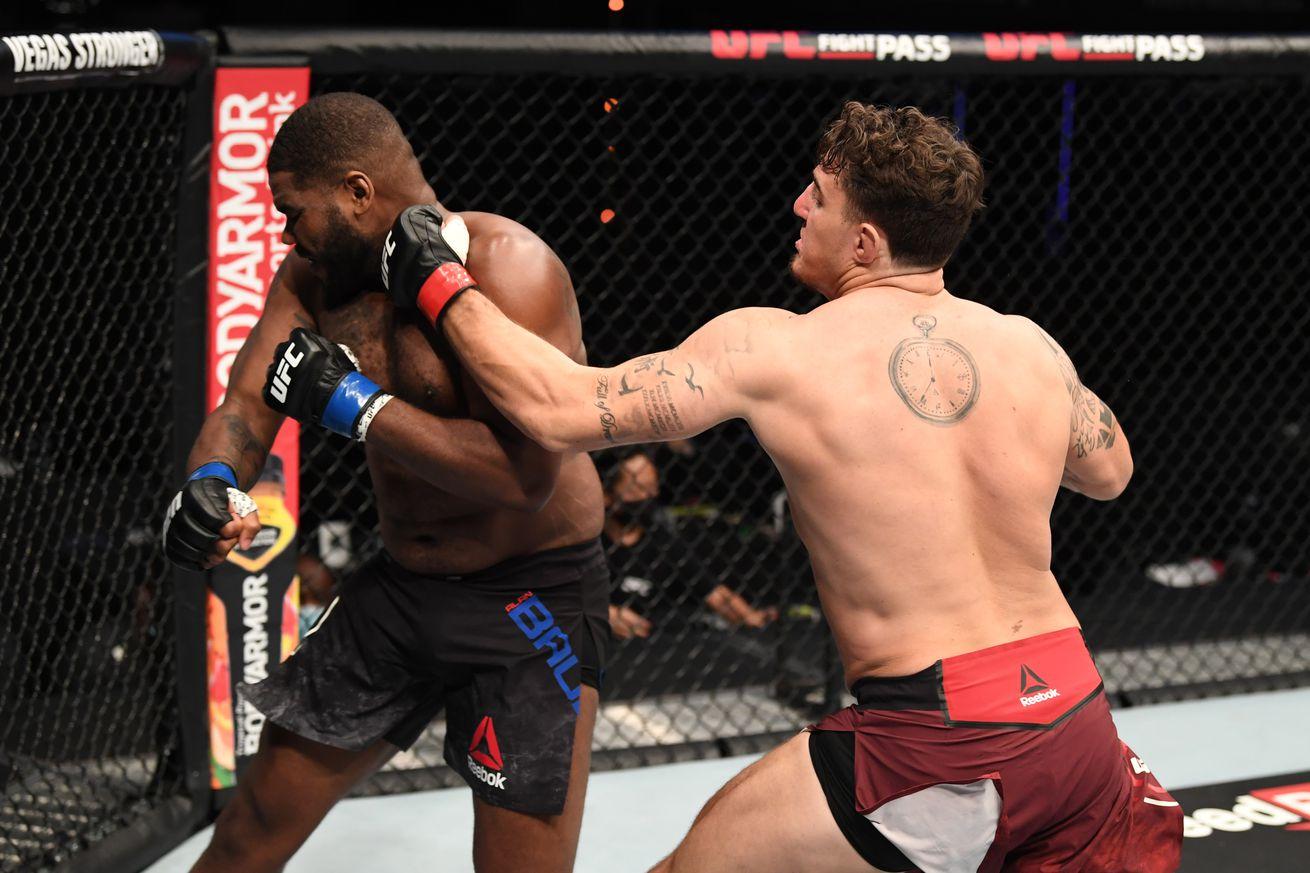 UFC Fight Night: Aspinall v Baudot