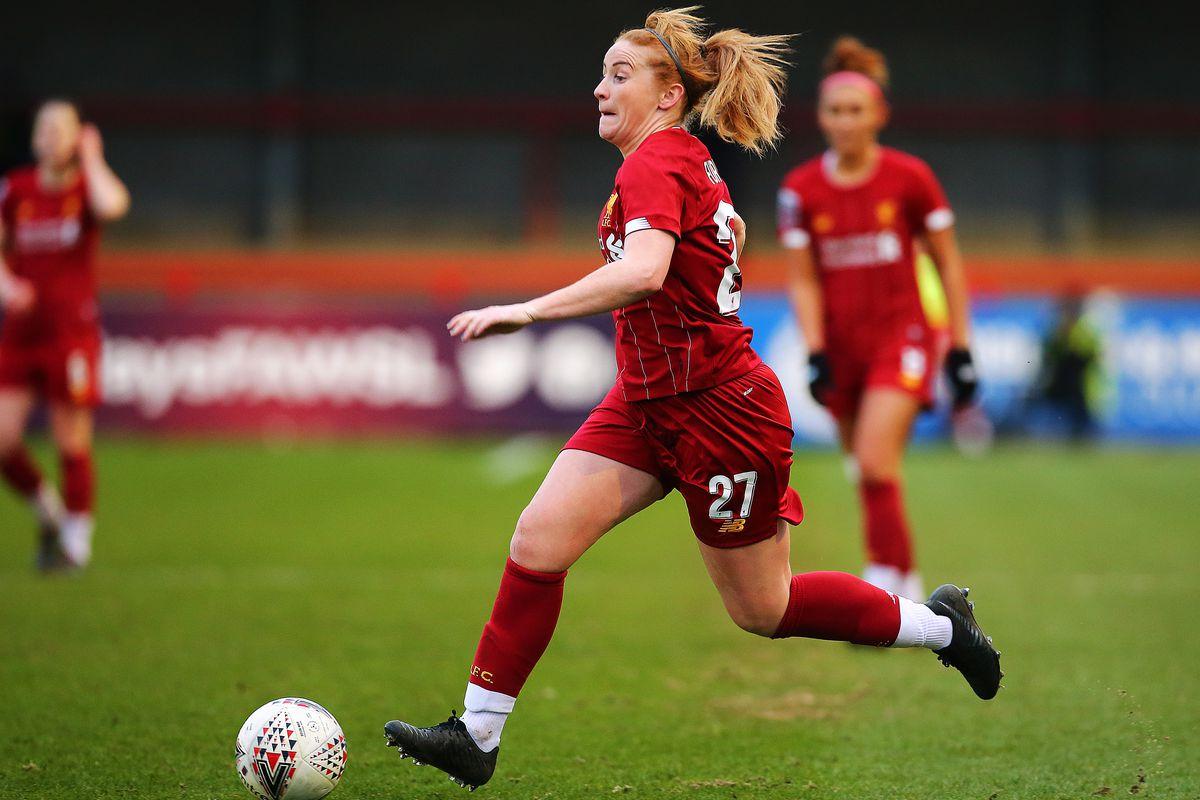 Brighton and Hove Albion v Liverpool - FA Women's Super League - The People's Pension Stadium