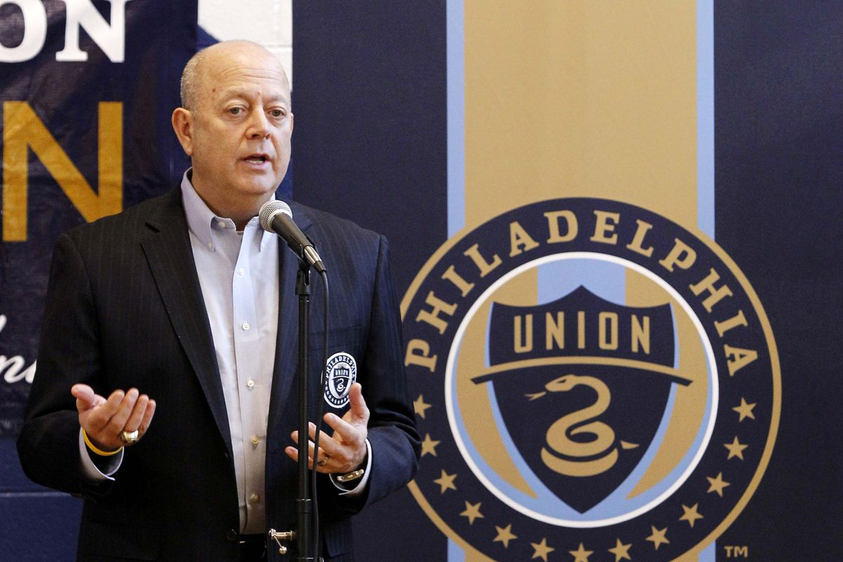 The Philadelphia Union used the 27th overall pick to chose Akron's defender Derschang.