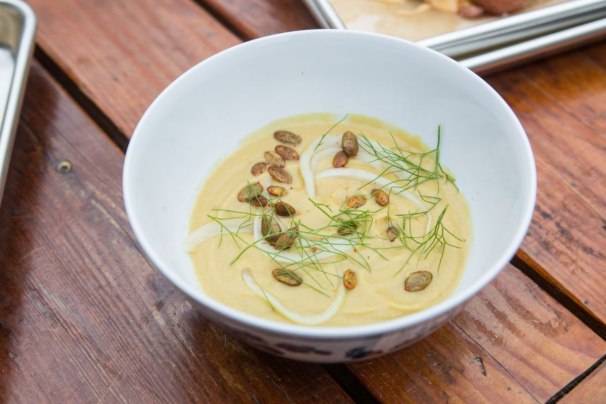 A soup from Sour Duck