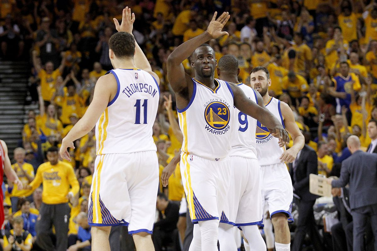 e9329b6b72b NBA playoff scores 2016  Draymond Green and Klay Thompson don t need  Stephen Curry to take over