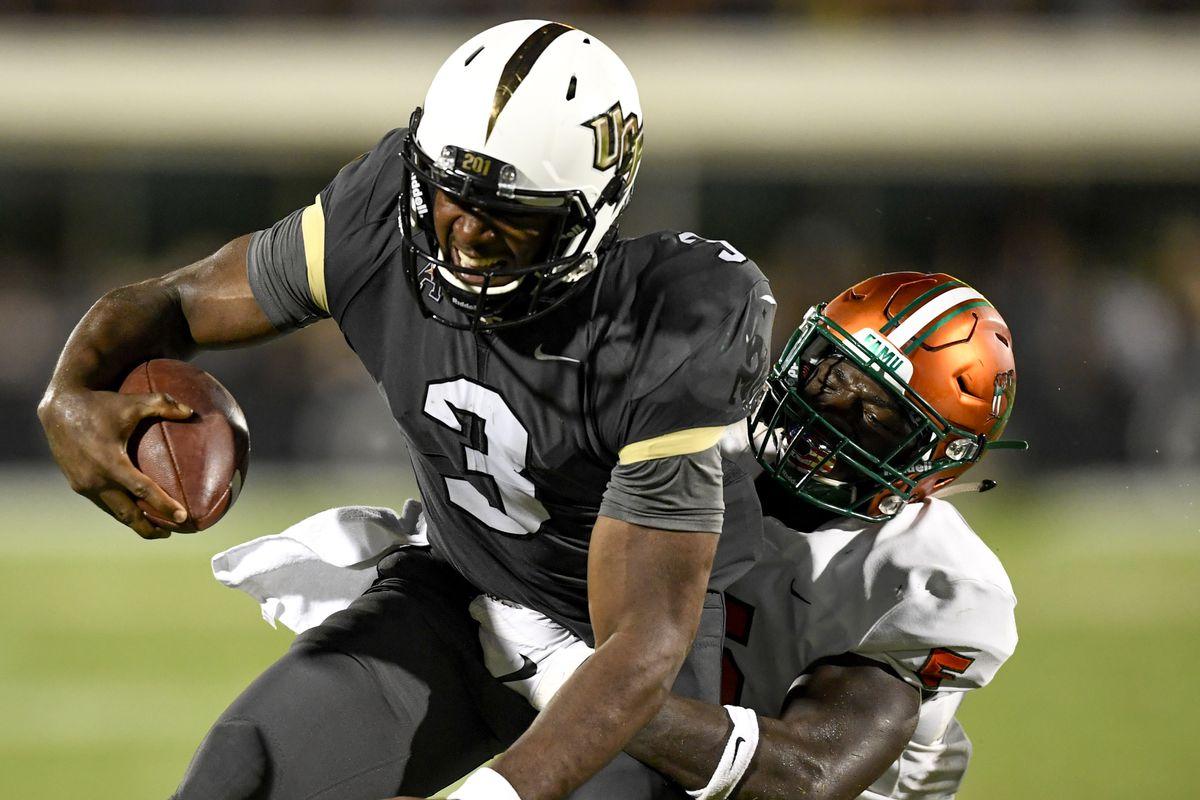 NCAA Football: Florida A&M at Central Florida