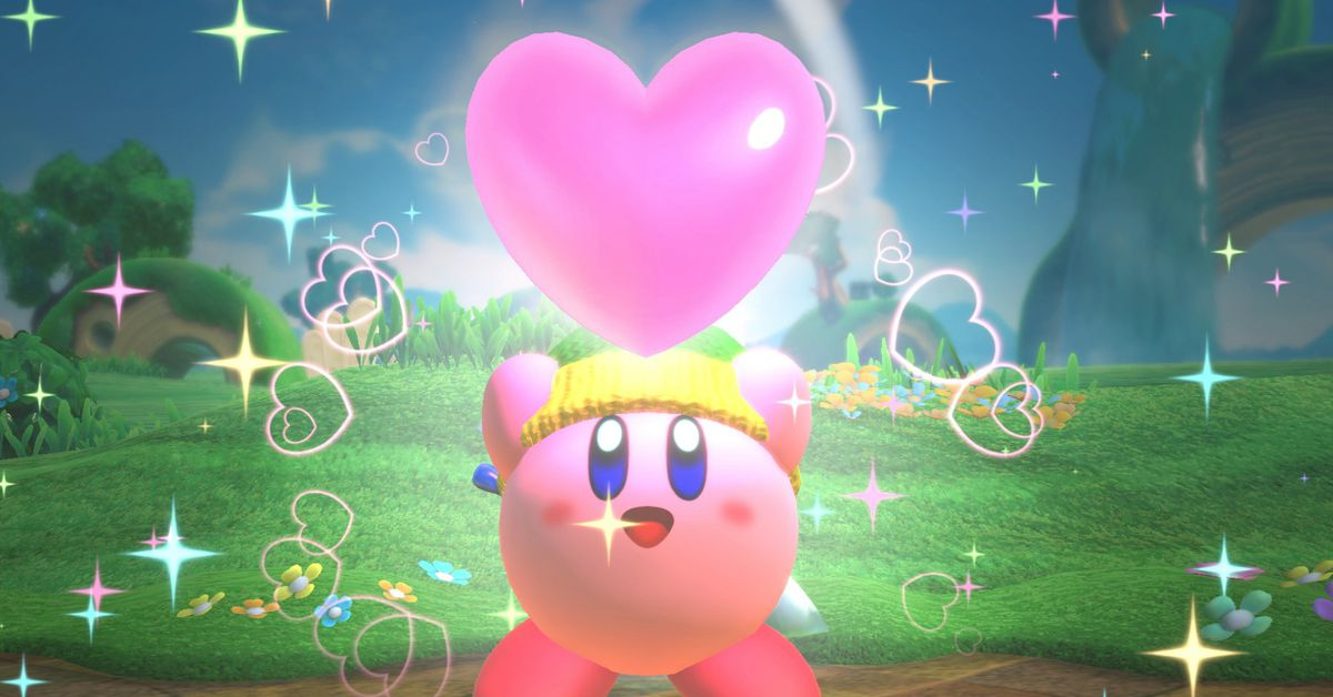 Kirby Star Allies turns enemies into friends on Nintendo Switch in March