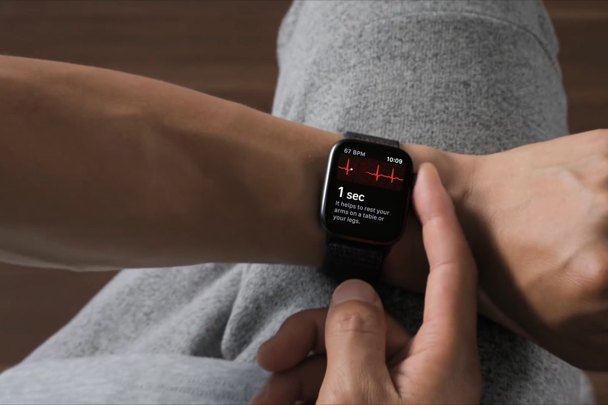 Apple Watch EKG features now available in Europe with