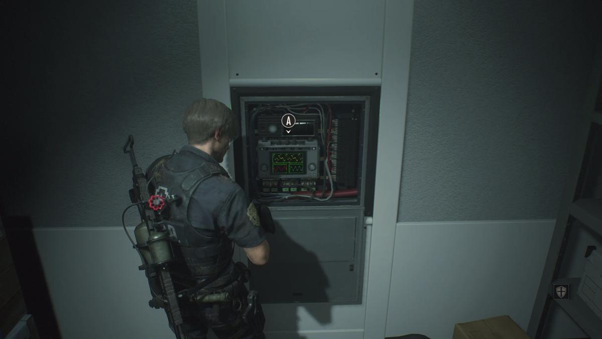 Resident Evil 2Signal Modulator
