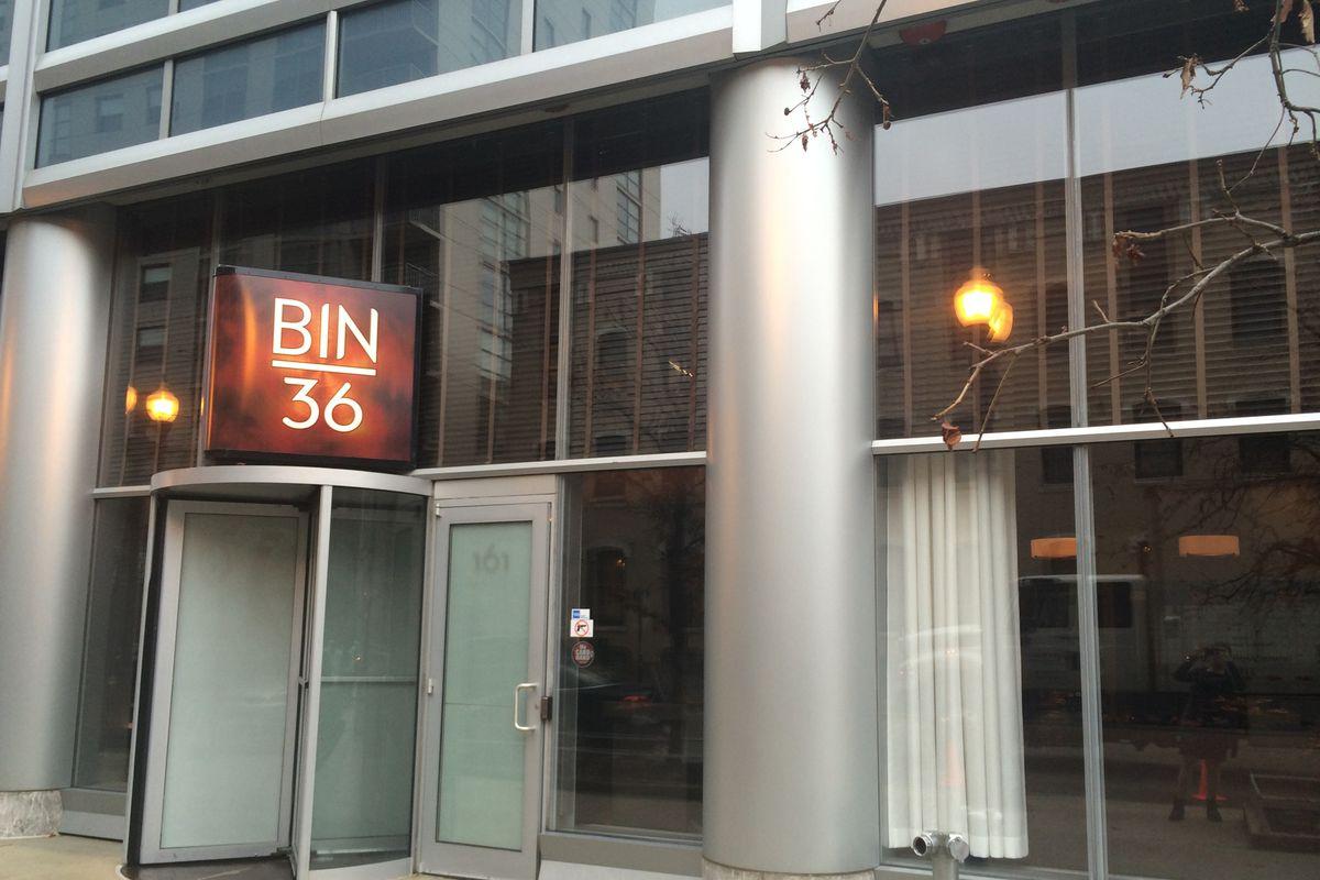 Bin 36 New