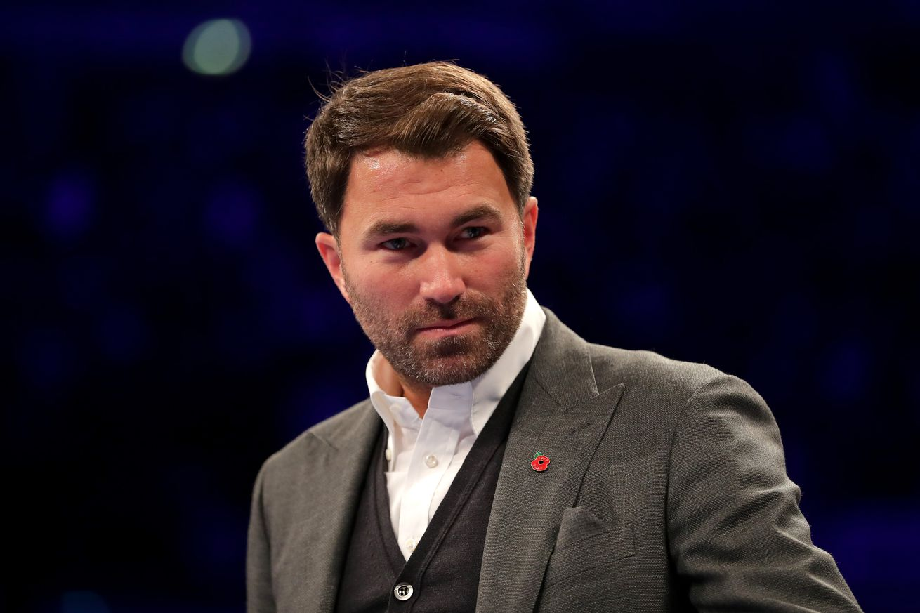 1060048178.jpg.0 - Hearn plans to bid 'a fortune' for Wilder-Fury 2