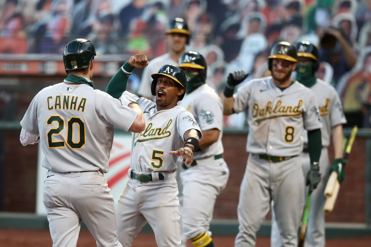 Oakland Athletics v San Francisco Giants