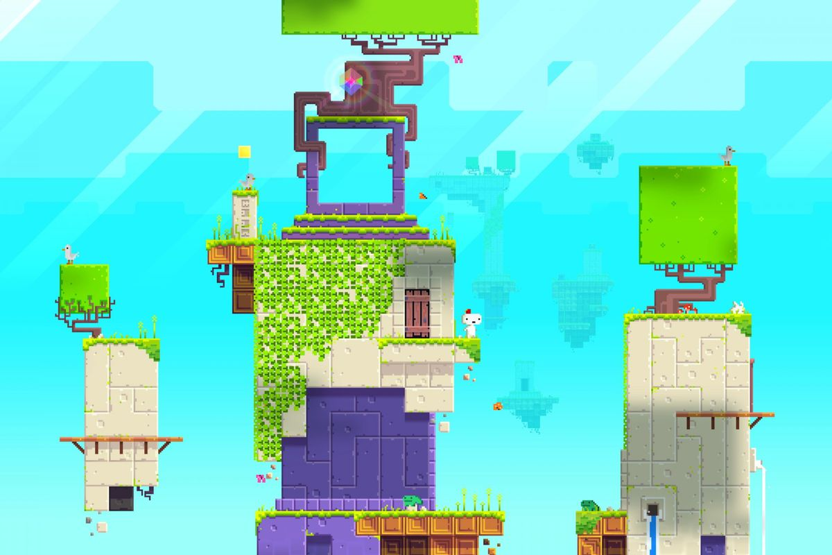 Fez Released On Ios Polygon