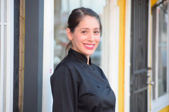 Chef/owner Priscilla Curiel