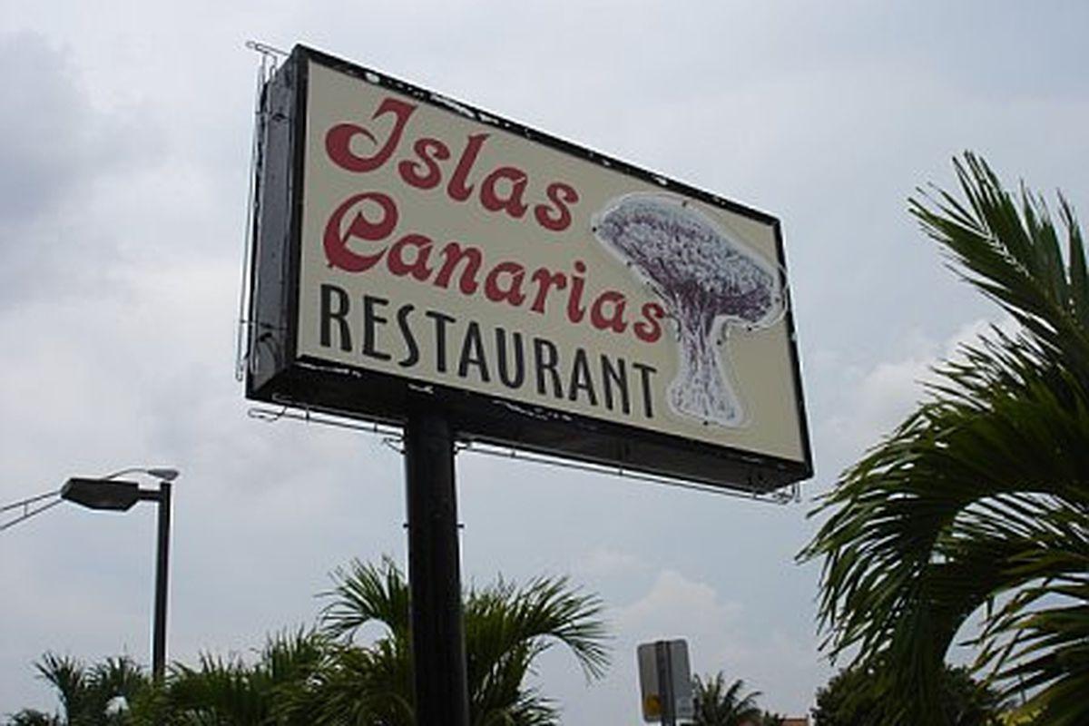 The Original Islas Canarias Has Been Sold Eater Miami