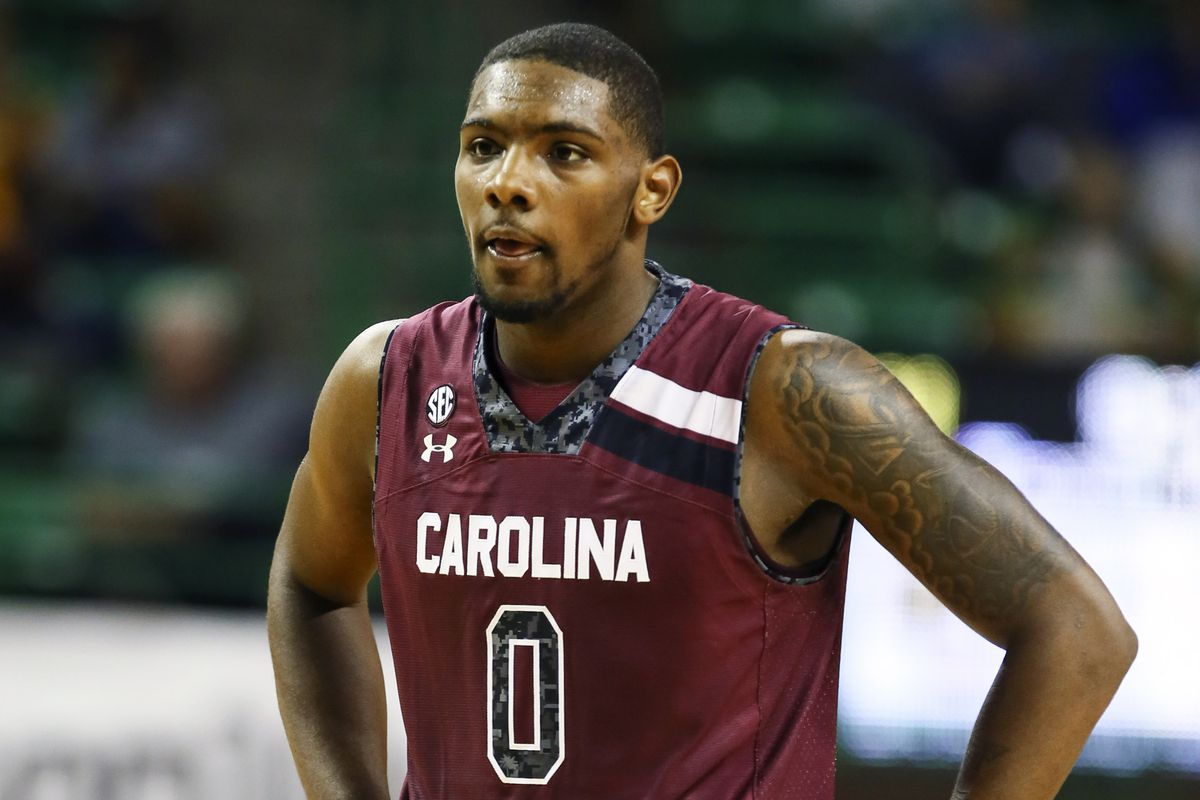 Sindarius Thornwell finds himself in the running for national awards after an impressive first season in Columbia.