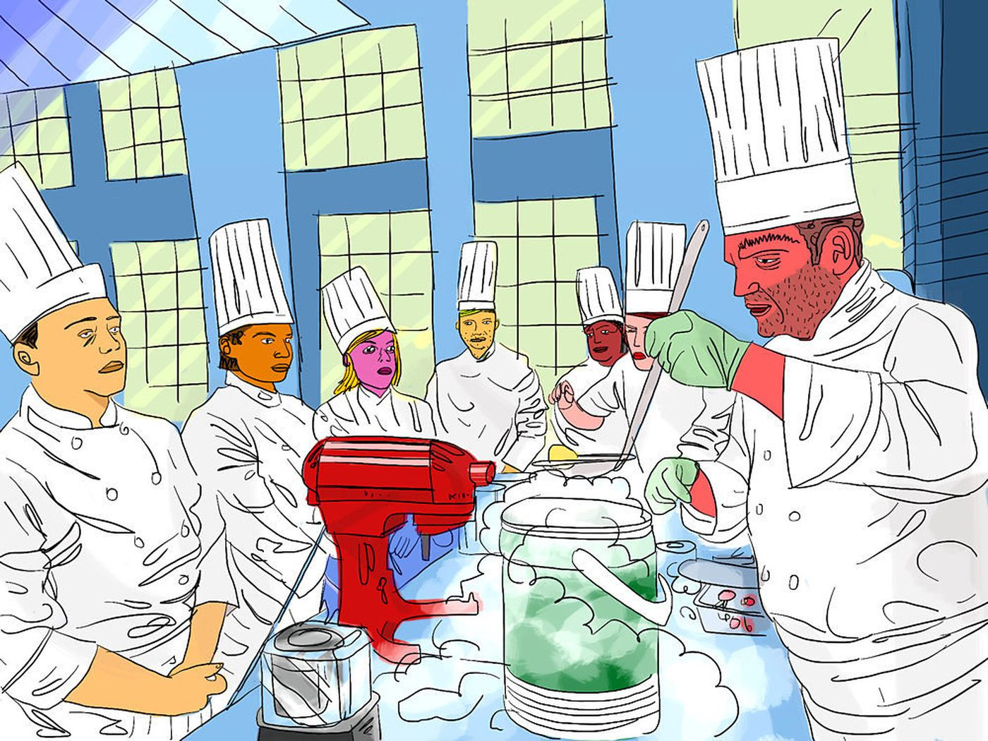 Culinary School: The Pros and Cons of Culinary Education - Eater