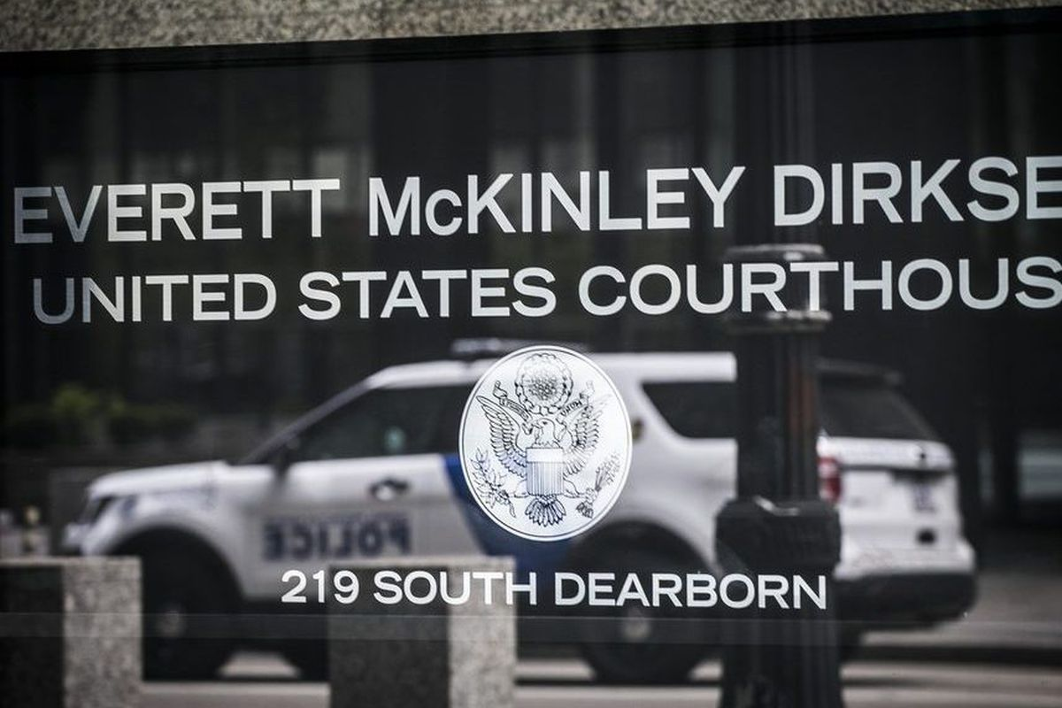 The Dirksen Federal Courthouse